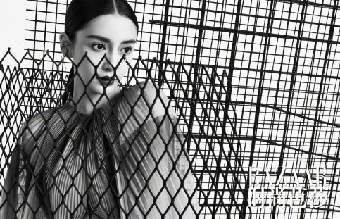 Angelababy for Harper's Bazaar China May 2019-13
