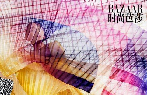 Angelababy for Harper's Bazaar China May 2019-15