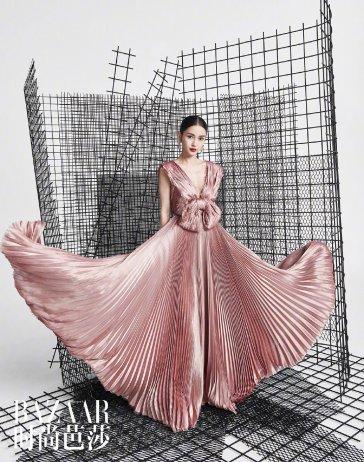 Angelababy for Harper's Bazaar China May 2019-3