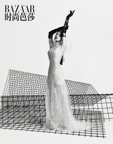 Angelababy for Harper's Bazaar China May 2019-4