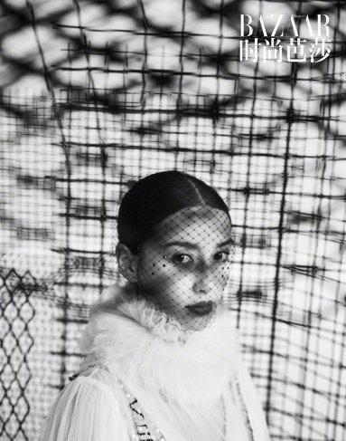 Angelababy for Harper's Bazaar China May 2019-5