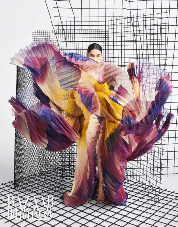 Angelababy for Harper's Bazaar China May 2019-6