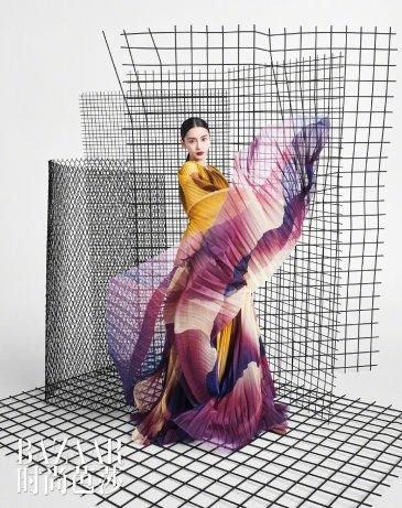 Angelababy for Harper's Bazaar China May 2019-7