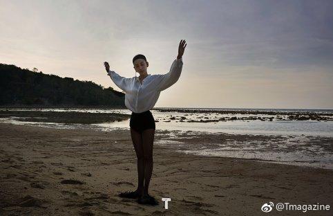 Angelababy T magazine China April 2019-3