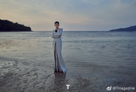 Angelababy T magazine China April 2019-4