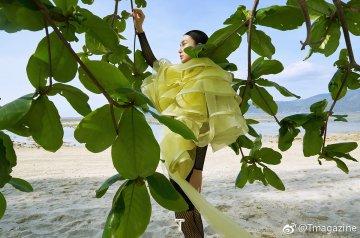 Angelababy T magazine China April 2019-7
