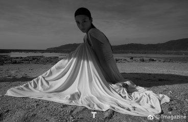 Angelababy T magazine China April 2019-8