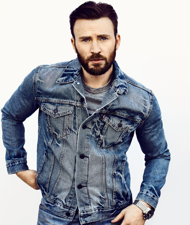 Chris Evans Men's Health May 2019-1