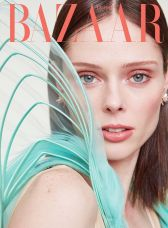 Coco Rocha Harper's Bazaar Ukraine April 2019 Cover B