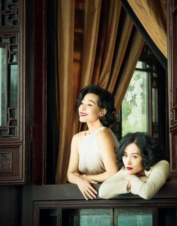 陳沖&鄔君梅 X Madame Figaro China April 2019-1