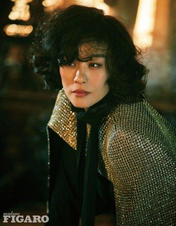 陳沖&鄔君梅 X Madame Figaro China April 2019-2