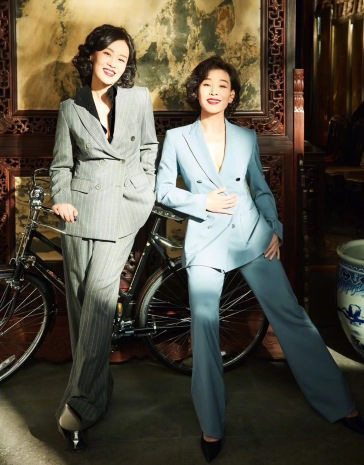 陳沖&鄔君梅 X Madame Figaro China April 2019-2