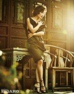 陳沖&鄔君梅 X Madame Figaro China April 2019-6