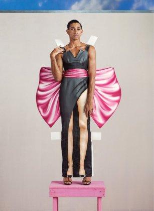 Ezra Miller & Keiynan Lonsdale X Vogue X Mat Gala 2019-2
