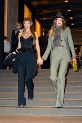Gigi Hadid and Bella Hadid in The Marc Jacobs Pre-Fall 2019-3