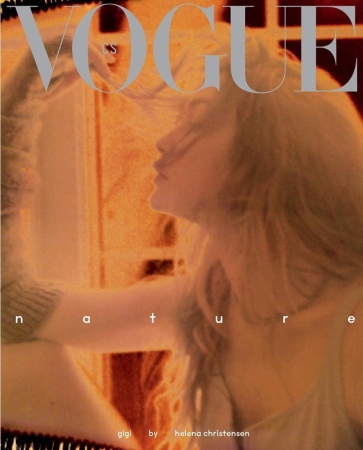 Gigi Hadid Vogue Czechoslovakia May 2019 Cover B