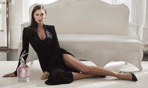 Irina Shayk XJean Paul Gaultier Scandal a Paris Campaign-7