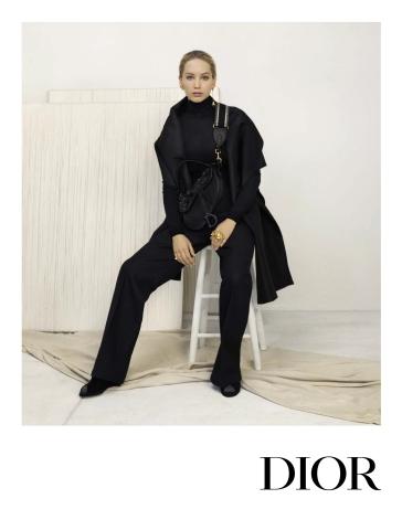 Jennifer Lawrence Dior Pre-Fall 2019 Campaign-15
