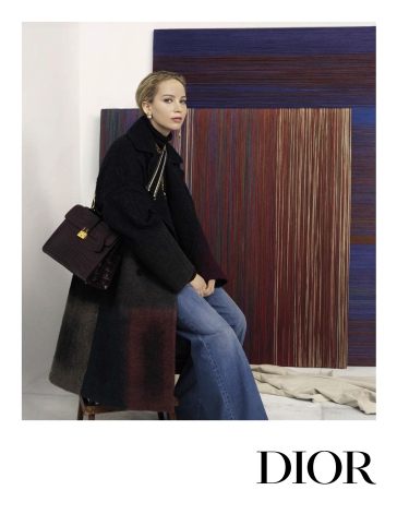 Jennifer Lawrence Dior Pre-Fall 2019 Campaign-17