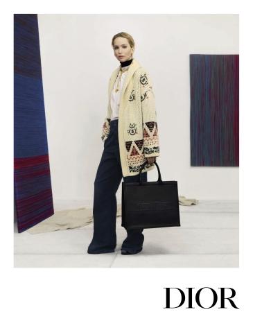 Jennifer Lawrence Dior Pre-Fall 2019 Campaign-9