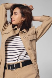 Jolin Tsai for GAP 2019 Campaign-2