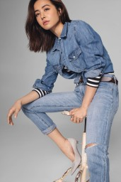Jolin Tsai for GAP 2019 Campaign-3