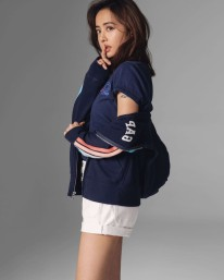 Jolin Tsai for GAP 2019 Campaign-4
