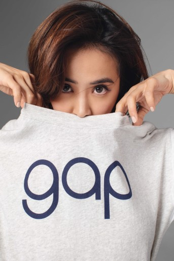 Jolin Tsai for GAP 2019 Campaign-5