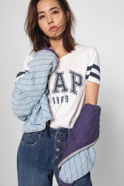 Jolin Tsai for GAP 2019 Campaign-6