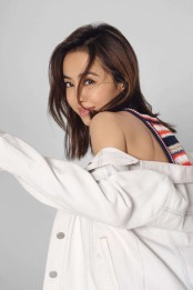 Jolin Tsai for GAP 2019 Campaign-8