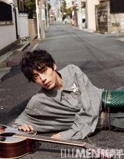 Kentaro Sakaguchi ELLE MEN China Spring Summer 2019-12