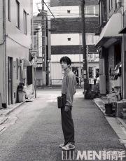 Kentaro Sakaguchi ELLE MEN China Spring Summer 2019-3