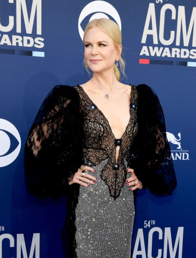 Nicole Kidman in Christopher Kane Fall 2019-3