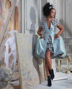 Rihanna Harper's Bazaar May 2019-2