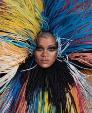 Rihanna Harper's Bazaar May 2019-5