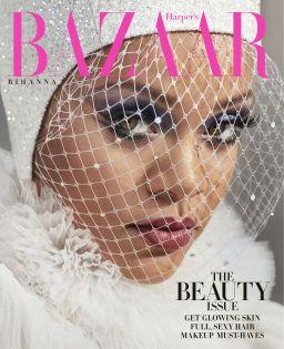 Rihanna Harper's Bazaar May 2019 Cover B