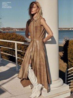 Sasha Pivovarova for Vogue Greece May 2019-10
