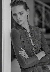 Sasha Pivovarova for Vogue Greece May 2019-6
