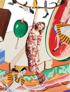 Scarlett Johansson X As If Magazine 2019 Issue No15-5