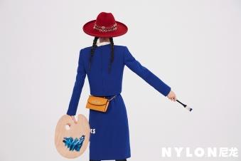 Yang Mi for NYLON China April 2019-2