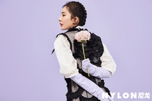 Yang Mi for NYLON China April 2019-5