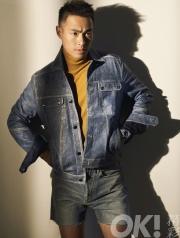 Yang Yo Ning for OK Magazine China May 2019-4