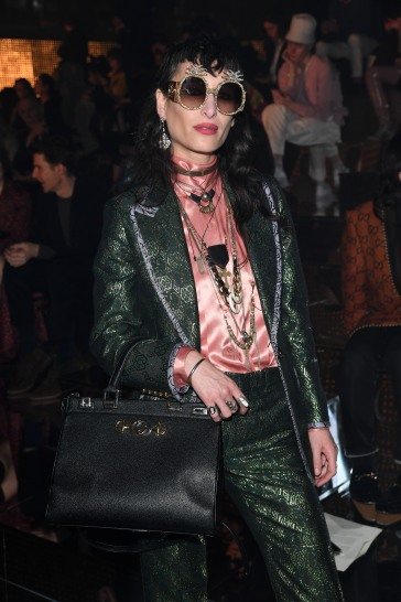 Gucci - Front Row - Milan Fashion Week Autumn/Winter 2019/20