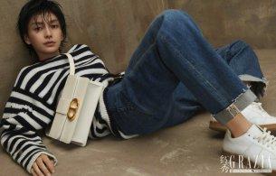Angelababy for Grazia China May 2019-6