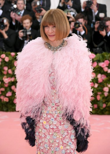 Anna Wintour in Chanel Spring 2019 Couture-3