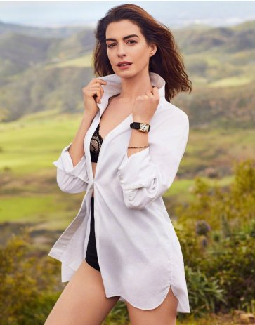 Anne Hathaway for Shape Magazine June 2019-7