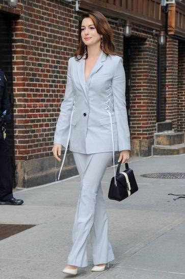 Anne Hathaway in Adeam Resort 2019-6