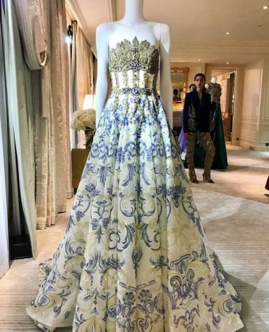 Atelier Spring 2018 Couture