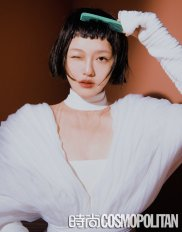 Barbie Hsu for Cosmopolitan China June 2019-2
