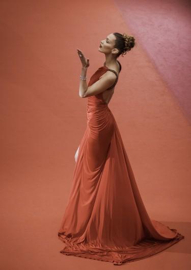Bella Hadid in Roberto Cavalli-10